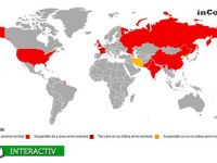 Arsenalul nuclear al lumii. Ce presupune acordul semnat in 1994 de Rusia, SUA, Marea Britanie si Ucraina