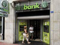 Piraeus a vandut miercuri filiala ATE Bank din Romania, pentru aproximativ 10 mil. euro