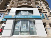 Sucursala din Romania a Bank of Cyprus ramane inchisa si joi