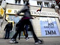 Banca Transilvania a obtinut in primul trimestru un profit de 84,4 mil. lei, in scadere cu 8%