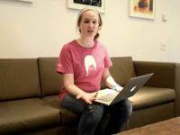 O adolescenta de 17 ani a creat o aplicatie inedita pentru Twitter