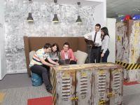 O companie americana lanseaza un prototip al biroului viitorului. GALERIE FOTO