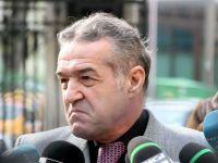 Gigi Becali, amendat cu 183.000 lei de catre Consiliul Concurentei