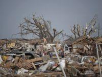 O tornada a provocat peste 50 de victime in Oklahoma, dintre care 20 sunt copii