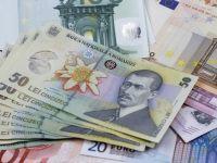 BNR anunta un curs in crestere pentru euro si in scadere pentru dolar si franc elvetian. Cu cat se tranzactioneaza moneda unica