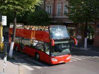 Transportul in comun, blocat la Constanta