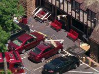 7 persoane au fost ranite intr-o explozie de gaze naturale in apropiere de New York