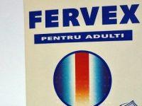 Fervex, retras de pe piata si in Romania. Producatorul a descoperit o bacterie periculoasa