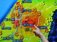 Cutremur cu magnitudinea de 5,9, in largul Taiwanului