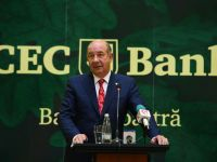 CEC Bank si-a majorat capitalul cu 32,5 milioane lei, prin capitalizarea profitului din 2012