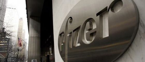 Pfizer obtine 2,15 miliarde de dolari dintr-un litigiu vechi de 10 ani cu Teva si Sun