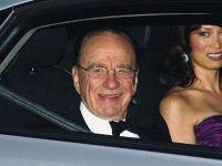Rupert Murdoch divorteaza de cea de-a treia sotie