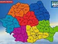 Aplicatia Stirileprotv.ro  Reinventeaza Romania . Arata cum vezi tu regionalizarea, creeaza noua harta a tarii si da SHARE pe Facebook