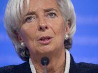 Christine Lagarde vine la Bucuresti, pentru incheierea acordului cu FMI, desi Guvernul nu a indeplinit mai multe obligatii