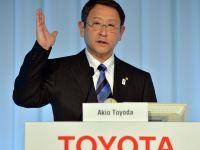 Seful Toyota este unul dintre cei mai prost platiti CEO din industria auto, raportat la performanta