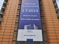 1 iulie, zi de sarbatoare in UE. Croatia a devenit al 28-lea membru al blocului comunitar, pe fondul celei mai grave crize economice din istoria Uniunii