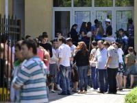 """Elevii care au sustinut bacalaureatul la Liceul """"Bolintineanu"""", audiati la Politia Capitalei"""