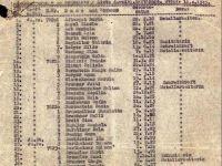 Lista lui Schindler, scoasa la licitatie pe eBay