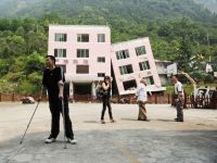 Cutremur cu magnitudinea de 5,8 in China, soldat cu 4 morti si pagube importante