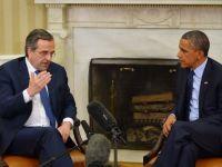Obama da lectii Europei despre cum sa trateze pacientul Grecia