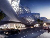 Statiile spatiale de sub pamant. Arabia Saudita demareaza cel mai amplu proiect de transport public din lume. FOTO
