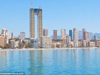 Turnurile de 47 de etaje fara lift: Cum a ajuns  New York-ul Mediteranei  sa aiba zgarie-nori fara ascensor FOTO