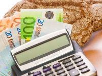 Evaziunea fiscala in sectorul painii a fost anul trecut de 340 milioane de euro, aproape 60% din totalul productiei