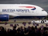 Compania mama a British Airways si Iberia cumpara 200 de avioane Airbus, evaluate la 20 miliarde de dolari