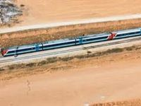 "Zeci de metri de tuneluri pentru calea ferata, sapati in directia gresita, in Israel<span style=""mso-spacerun:yes""> </span>"