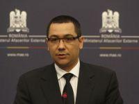 Victor Ponta se intalneste cu vicepresedintele SUA, Joe Biden, la Casa Alba. Discutiile vizeaza si liberalizarea regimului vizelor