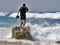 Substanta chimica ciudata, aparuta pe plajele din Bulgaria