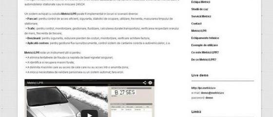 Doi IT-isti au facut cu 100.000 de euro un bdquo;Big Brother  pentru masini