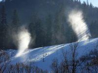 La Varfu Omu a cazut prima zapada din acest sezon