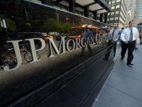 Profitul JP Morgan a urcat cu 12% in primul trimestru, la 5,9 miliarde dolari. De la inceputul crizei din 2008, banca a cheltuit peste 36 mld. dolari pe litigii