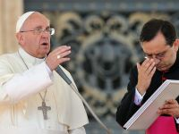 Interviul despre care toata Planeta vorbeste. Papa Francisc: Daca cineva e gay si-l cauta pe Dumnezeu, cine sunt eu sa judec?