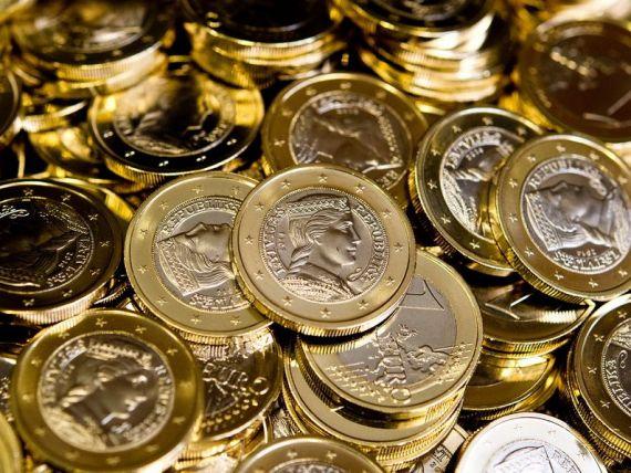 Imprumuturile atrase de Finante au dus rezerva valutara la 34,5 mld. euro, in crestere cu 1,47 mld.