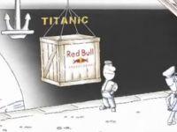 Red Bull refuza sa retraga reclama care a scandalizat mapamondul. Despre Titanic, in viziunea producatorului de energizante