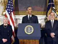 Premiera in SUA: prima femeie la sefia Fed. Barack Obama a nominalizat-o oficial pe Janet Yellen