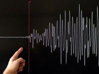 Doua cutremure de magnitudine 3, produse duminica noaptea, in Vrancea