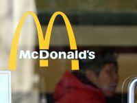 McDonald's raporteaza un profit de 1,5 mld. dolari in trimestrul al treilea, in crestere cu 5%