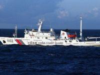 Incursiunile Chinei in apele teritoriale japoneze ameninta pacea - ministrul nipon al Apararii