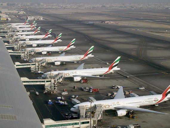 Dubai prinde aripi. Cifrele impresionante care claseaza Orientul Mijlociu pe harta aviatiei mondiale