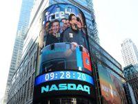 Actiunile Facebook au urcat la un nivel record, pe locul 10 in indicele S&P 500, cu o capitalizare peste JP Morgan, cea mai mare banca americana