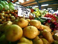 Preturile au crescut usor luna trecuta. Inflatie de 0,29% in octombrie, rata anuala se mentine la 1,88%