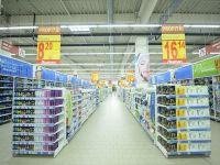 Auchan a rebranduit hipermarketul Real Vitan, pe care il deschide vineri