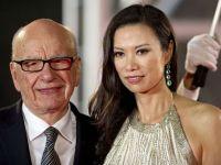 Magnatul Rupert Murdoch divorteaza a 3-a oara. Fosta sotie ramane cu un apartament in New York, de 44 mil. dolari