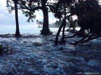 La un pas de a fi inghitit de ape. Kiribati, unul dintre cele mai vulnerabile state din lume, s-ar putea confrunta cu o imersiune completa pana la sfarsitul secolului