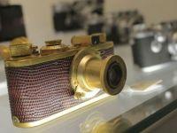 Un aparat de fotografiat Leica extrem de rar, vandut la licitatie