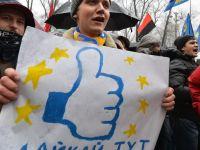 UE denunta pozitia Rusiei si anunta ca acordul cu Ucraina este in continuare pe masa