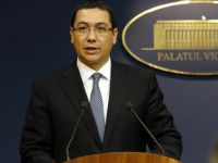"Ponta, in presa straina: ""Libertatea de circulatie in UE nu poate fi limitata; aici sunt in dezacord cu David Cameron"""